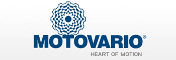Motovario logo in Ukraine Kyiv